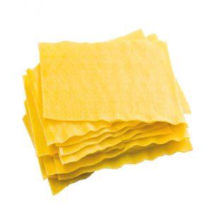 Dettaglio Lasagne senza glutine - Pasta di Venezia