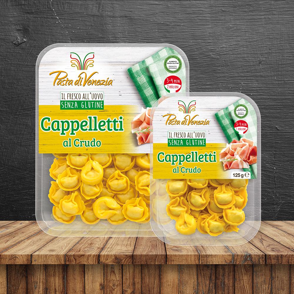 Cappelletti al Crudo - Pasta di Venezia