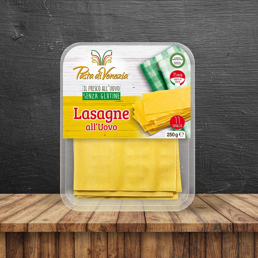 Lasagne all'Uovo - Pasta di Venezia