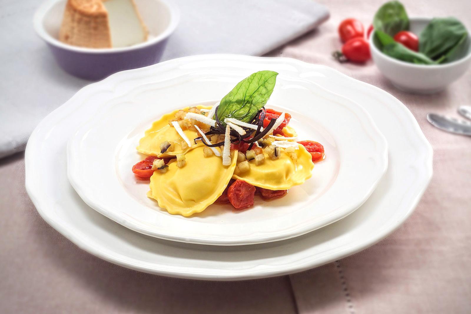 Ricetta Girasoli Norma Senza Glutine - Pasta di Venezia