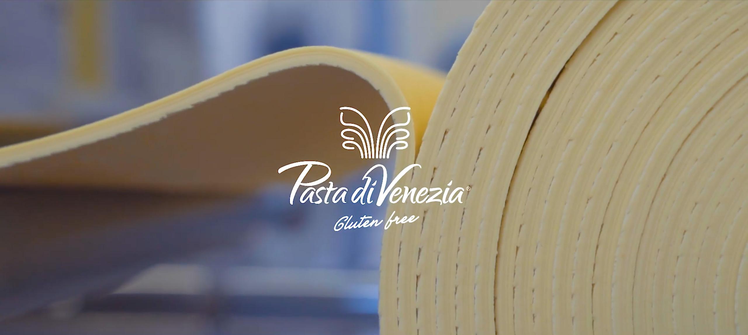 Anteprima Video Pasta di Venezia - Pasta Biologica e Gluten Free