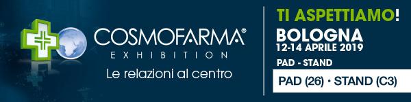 Fiera Bologna - Cosmofarma - Pasta di Venezia